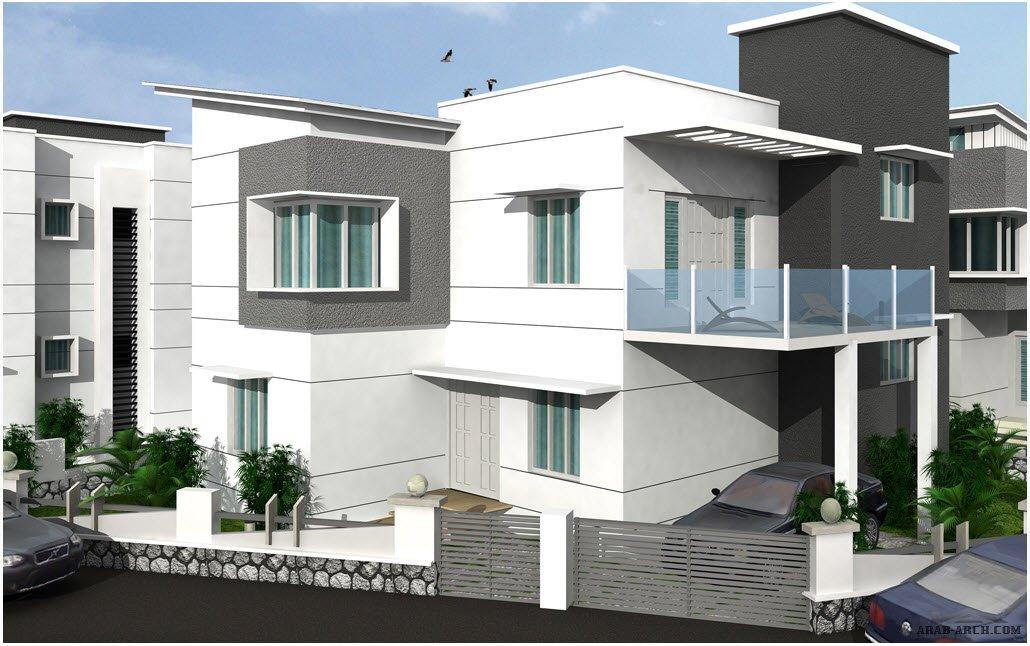 Villa Elevation Plan : Floor plans villa elevation arab arch