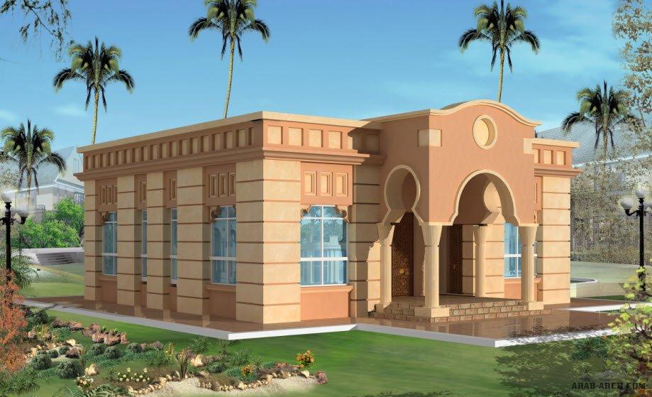 فيلا زفير 8 طابق واحد مساحة م2 164 برنامج الشيخ زايد للاسكان