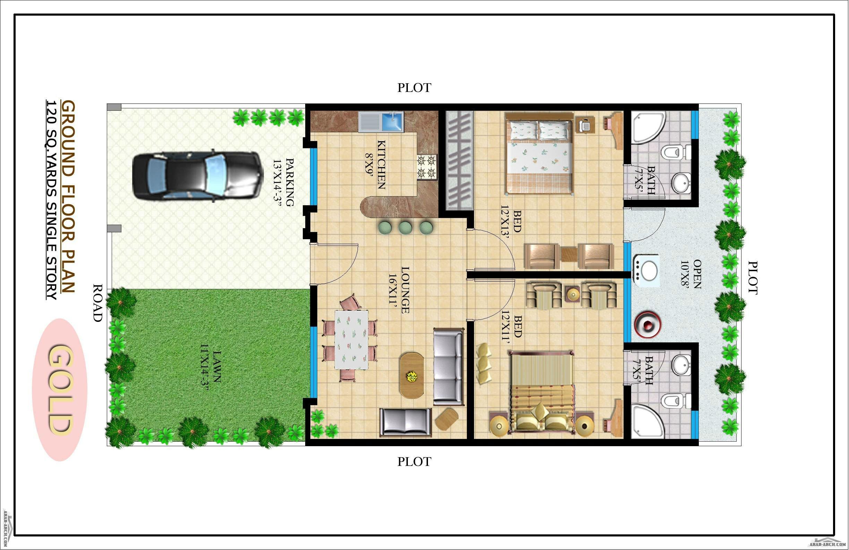 14x70 Mobile Home Floor Plan Single Floor Plan Apartment Floor Plans One Bedroom