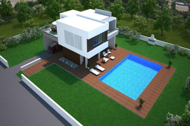 Luxury Villa +ground Floor plans