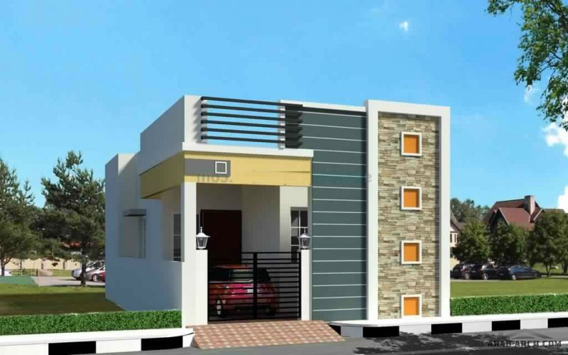 733 Sq feet 2 BHK Independent House
