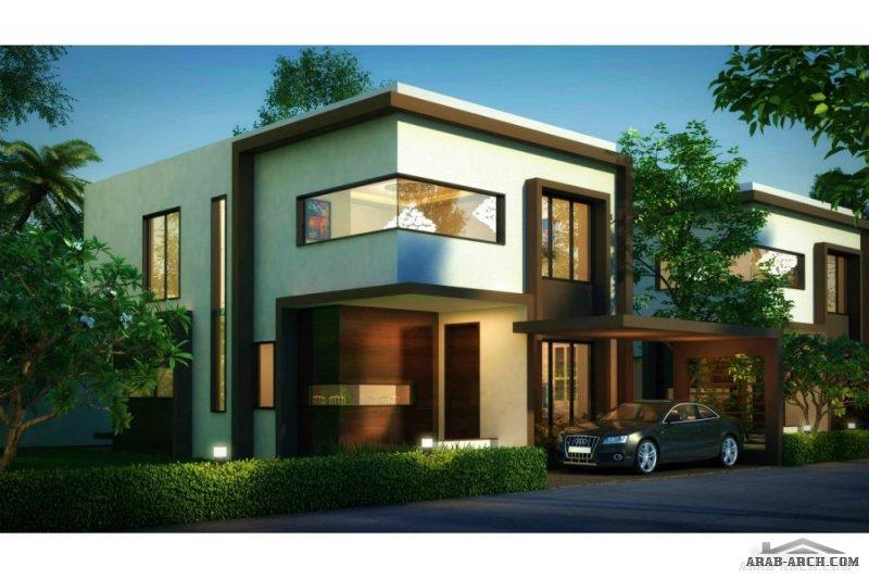 مخطط فيلا صغيرة المساحه luxury floor plans villas