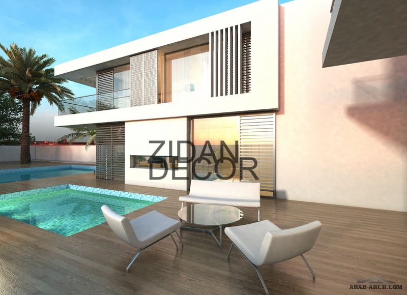 Zidan Architects Luxury Architecture Designs
