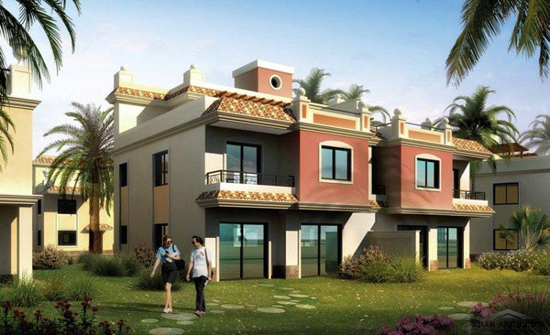 Ground Floor 120.00 M2 verona twin villa