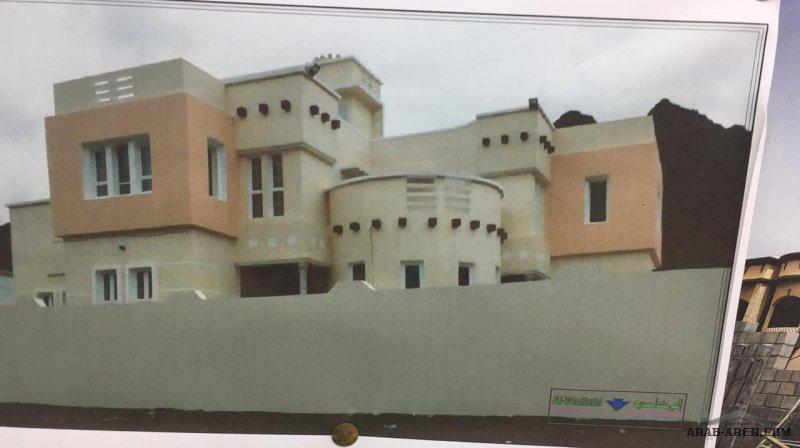 طلب من ماللك فيلا بتعديل واجهه الفيلا بسلطنة عمان