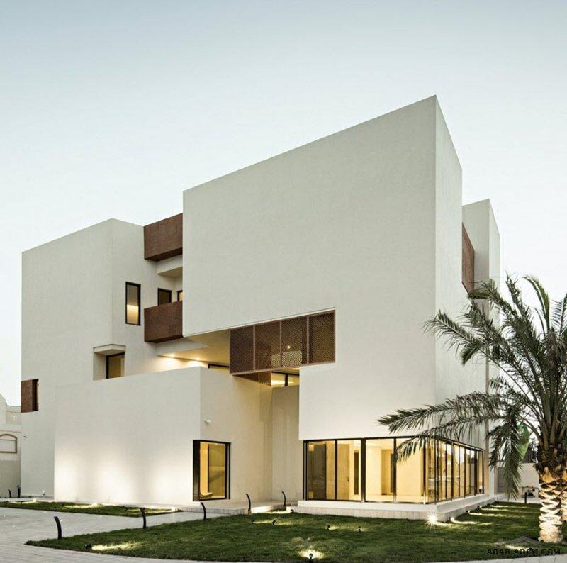 خرائط فيلا سكنية فى الكويت من اعمال من تصميم .Massive order co