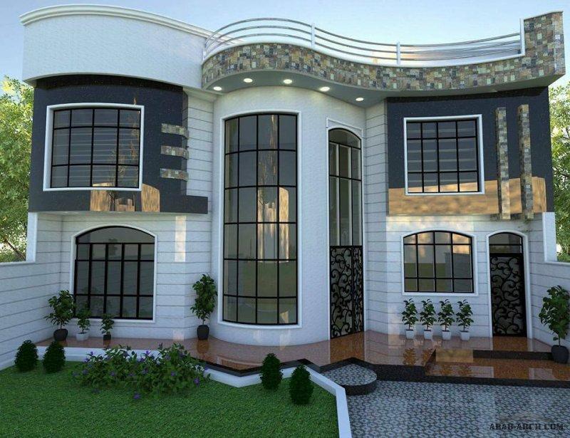 مخطط الطابق الاول لدار عراقي لمهندس رائع و مبدع من اعمال بناء منازل حديثه مقاولات