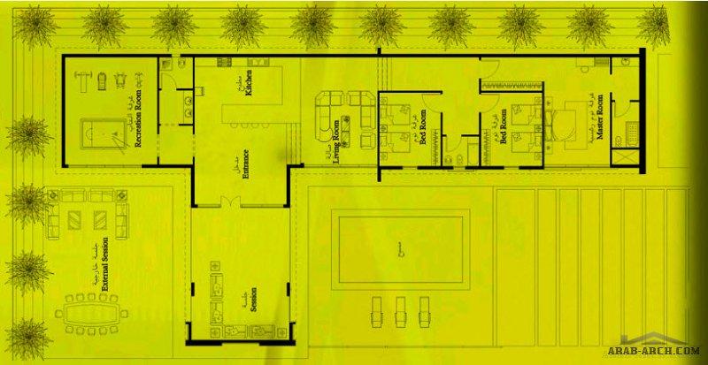 تصميم استراحة خاصة ▪️المدينة المنورة تصميم استراحة خاصة ▪️المدينة المنورة - استديو فورم للتصميم والتخطيط المعماري