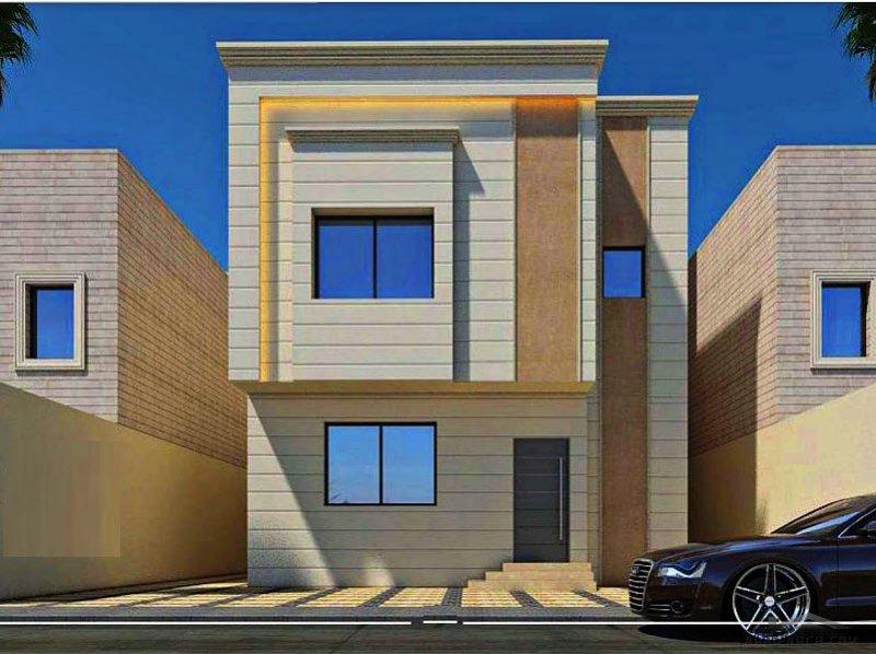 فلل حطين  فيلا لورا صغيرة المساحة اجمالي مسطحات البناء 273 م2