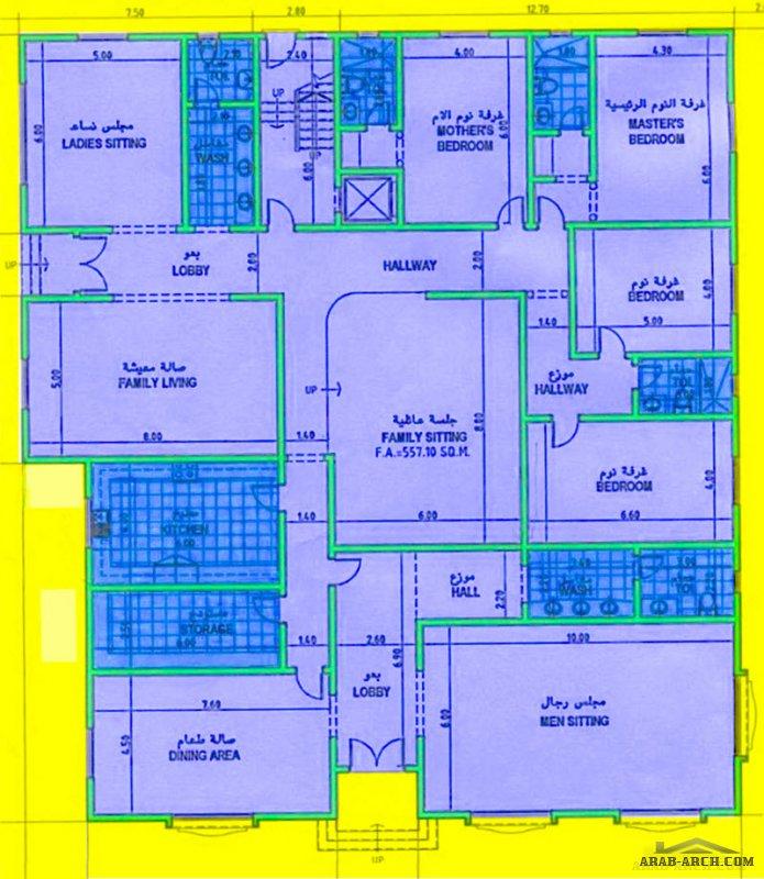 مخطط دو احد سعودي جدااا رائع مع مساحة كبيرة