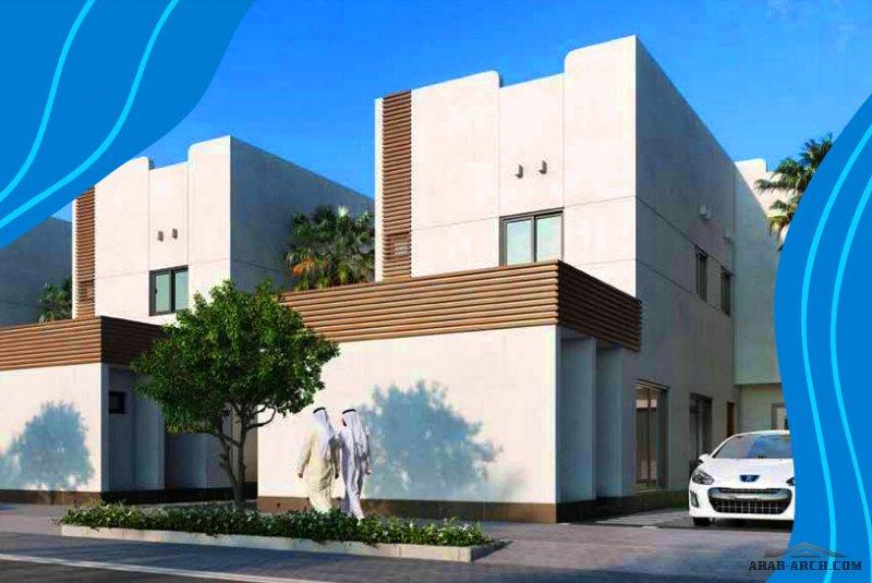 فيلا تالا 1 مشروع مسكن هايتس الرياض من اعمال مسكن العربية تاون هاوس مساحة الاض 200 متر مربع