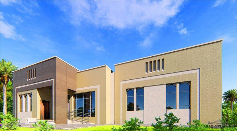 مخطط خليجي أرضي غرف النوم 4 المساحة 261.14 متر مربع عدد الطوابق أرضي أبعاد البيت 20.90 *16.30 م صمم بواسطة المهندس الاماراتي