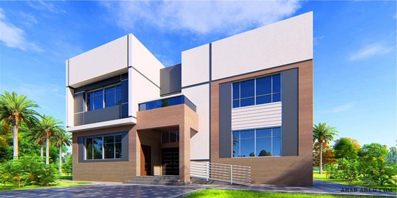 مخطط خليجي غرف النوم 3 المساحة 275.26 متر مربع عدد الطوابق أرضي - أول أبعاد البيت 16.10 م x 10.90 م صمم بواسطة المهندس الاماراتي للاستشارات الهندسية