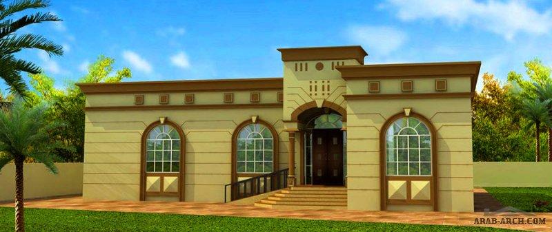 مخطط أرضي غرف النوم 4 المساحة 280 متر مربع  أبعاد البيت 20.60 م x 15.30 م  صمم بواسطة إعمار الإمارات للاستشارات الهندسية