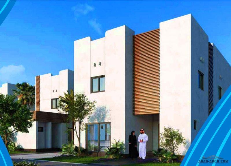 فيلا القمة 1 مشروع مسكن هايتس الرياض من اعمال مسكن العربية  مساحة الأرض: 350 متر مربع - فيلا مساحة البناء : 318 متر مربع
