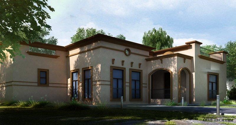مخطط 3  غرف  258  متر مربع  طابق أرضي  برنامج الشيخ زايد للاسكان