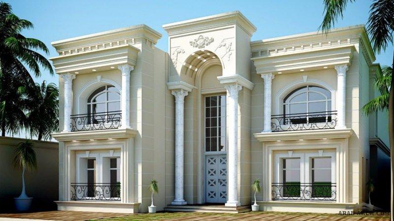 واجهات تتميز بالبساطة و الروعة من اعمال المعمار ي المبدع محمد السقاف alsqaf