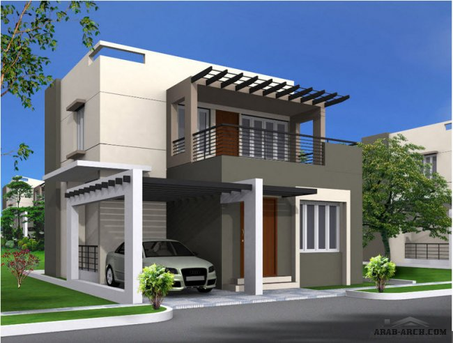 Residential individual Villa on a 1200 sq ft