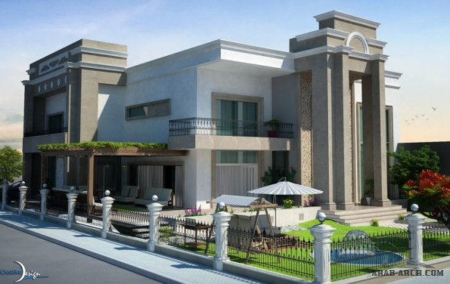 OMAR VILLA ARBIL - creative design iraq