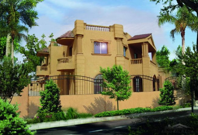Type G Maxim Residence Compound (Sherouk City) - VILLA