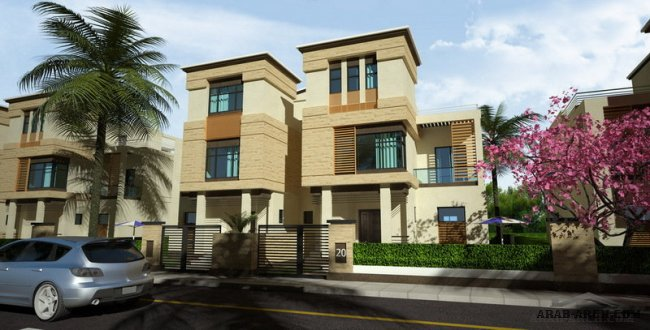 Twin House in El-Karma 4 Compound in Shiekh Zayed