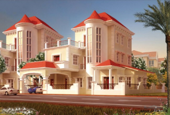 Chapal Flora Residences - villa Narges