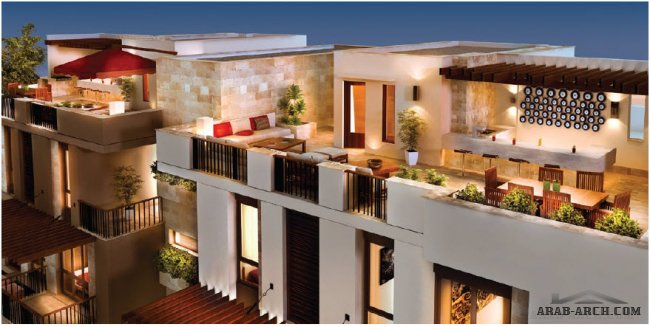Duplexes at Westown Residences