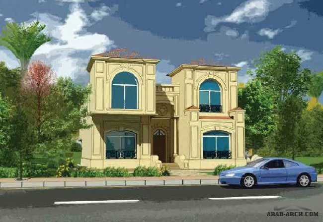 villa 2 - New Compound In Sheikh Zayed