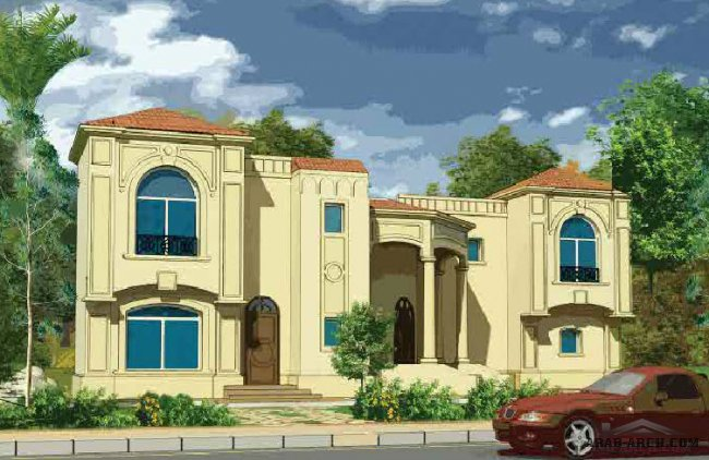 villa 3 - New Compound In Sheikh Zayed