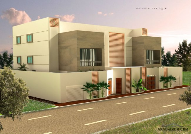 VILLA DUPLEX - PROJECT BY Mohamed Abandeh Jeddah, Saudi Arabia