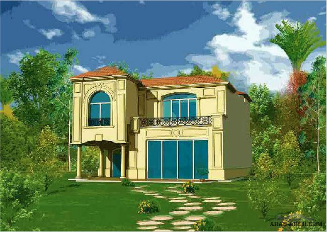 VILLA DESIGN + FLOOR PLANS 3 STORY