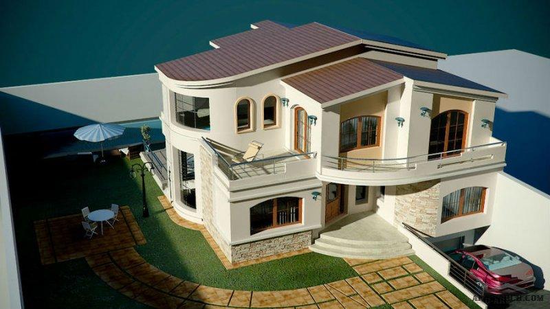 for Architecture villa moderne gratuit